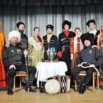 Народный ансамбль традиционного распева и наигрыша «Вся Русь»