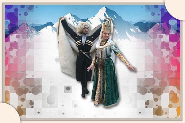 Общегородской конкурс парных кавказских танцев «Горец и горянка» состоится в Ставрополе