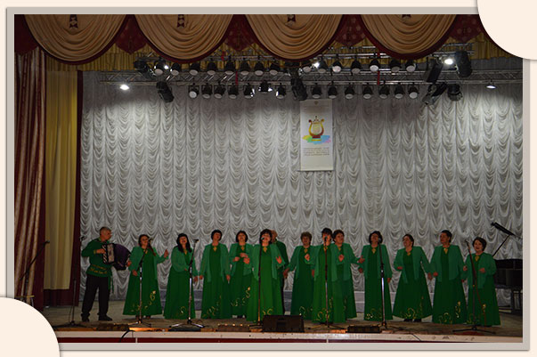 Региональный этап Всероссийского хорового фестиваля  состоялся в Ставрополе