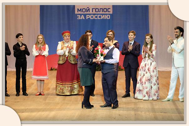 В Железноводске прошёл решающий концерт финалистов талант-шоу «У меня есть голос».