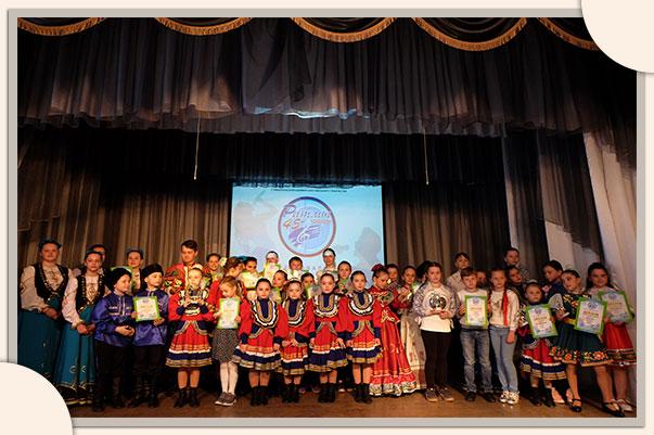 XI региональный фестиваль-конкурс песни «Ритмы 45-й параллели»