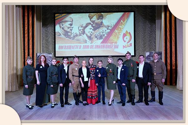 Десант Победы – станица Курская!
