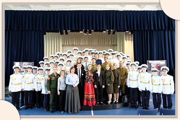 Восьмой «Десант Победы» в Ставрополе.
