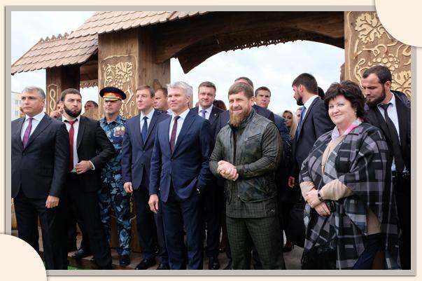 Ставропольское подворье вновь встречает гостей на Фестивале культуры и спорта народов Кавказа