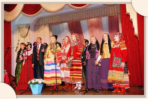 Творческая встреча фольклорных коллективов России «Время. Песня. Жизнь»