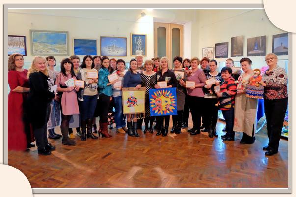 Открылась краевая выставка  «Ставропольский сувенир»