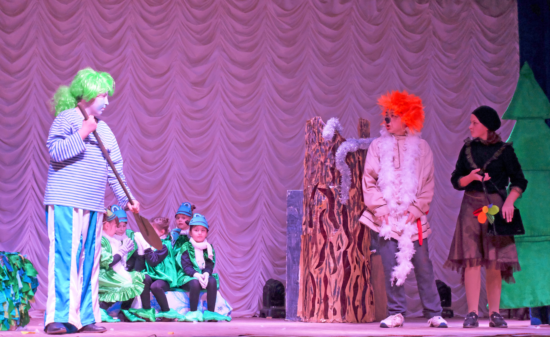 Продолжается  краевой фестиваль «Театральный перекресток»