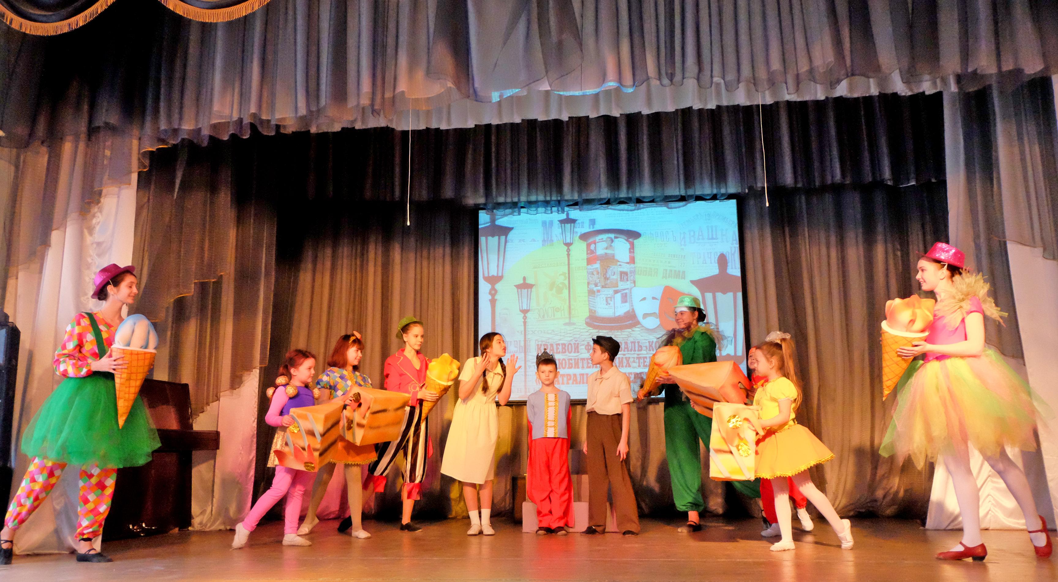 Зональный конкурс фестиваля «Театральный перекресток» состоялся в Ставрополе