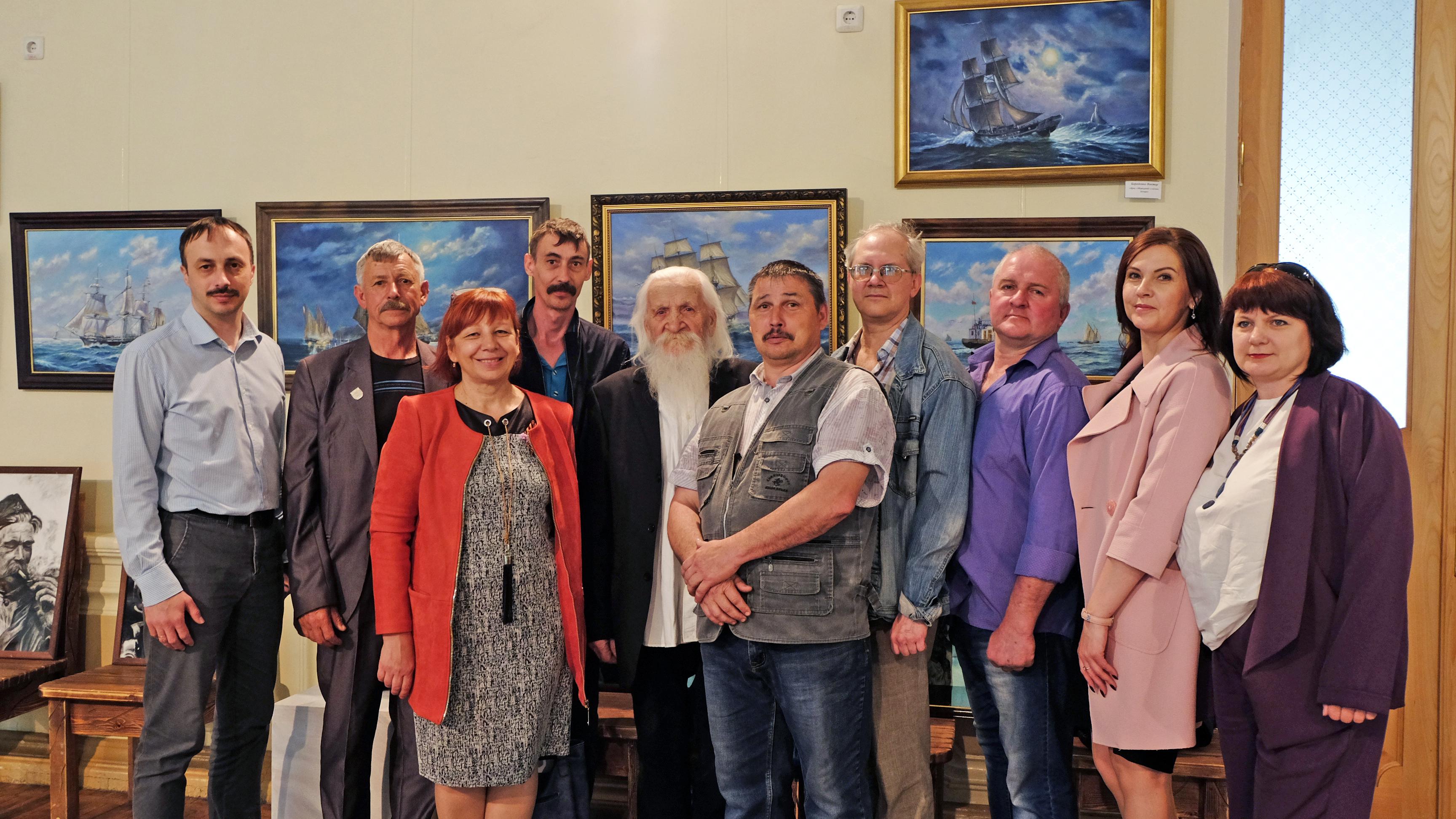 Выставка «Салют Победы» открылась в Ставрополе