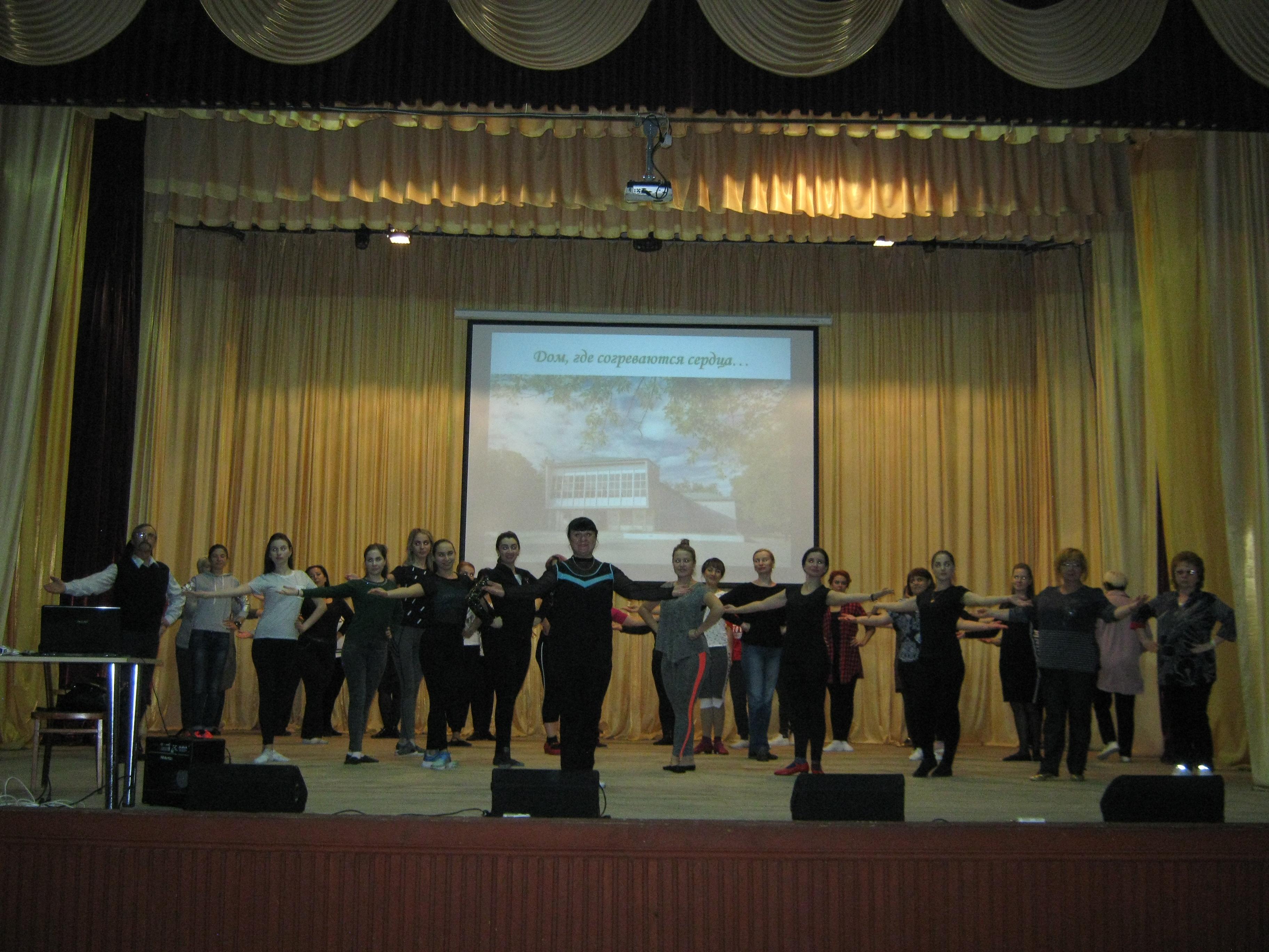 Состоялся зональный семинар-практикум  по жанрам народного творчества