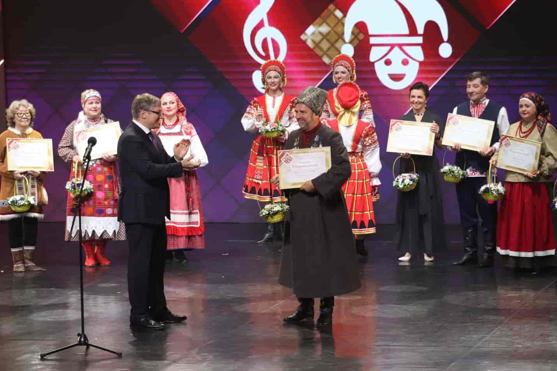 Ансамбль «Вся Русь» — обладатель гранта Национального проекта «Культура»