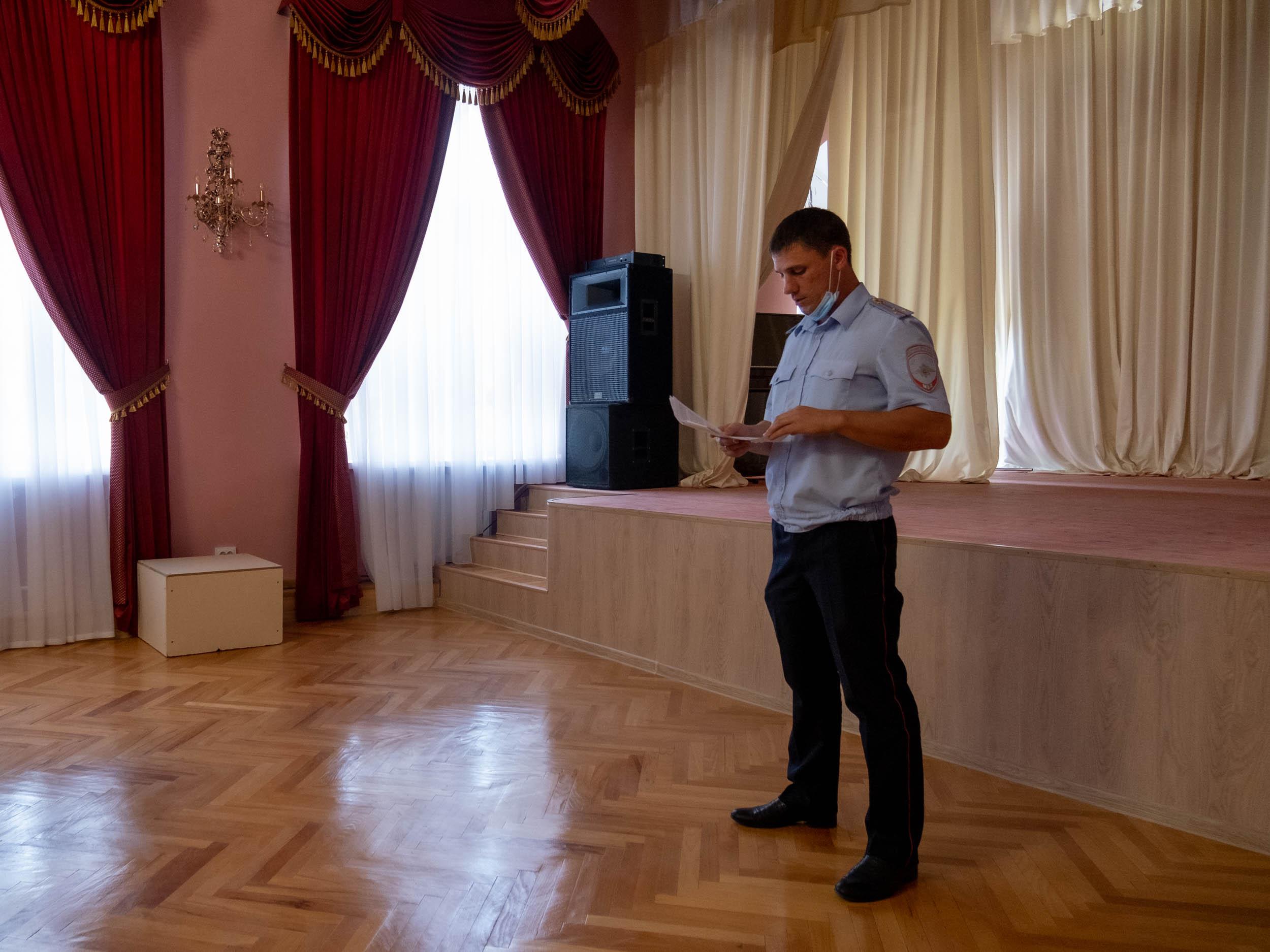 В Ставропольском краевом Доме народного творчества состоялась встреча по обмену опытом в сфере противодействия коррупции