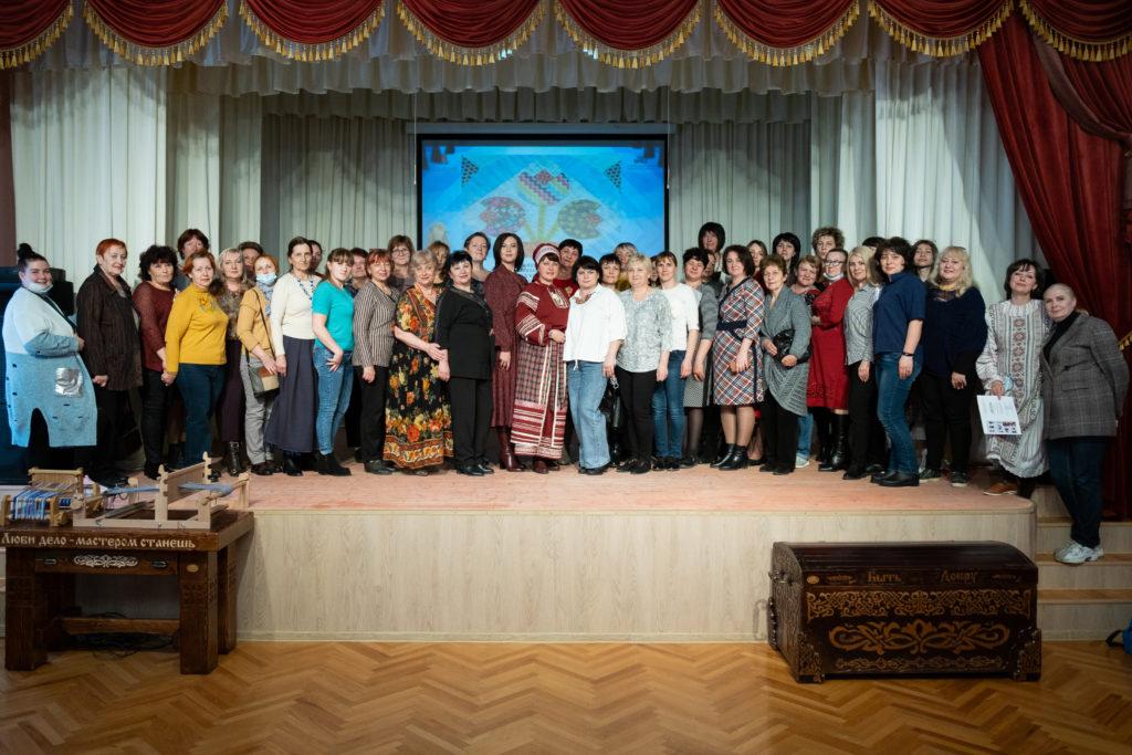 Краевая выставка «ЭкоТекСтильный букет Ставрополья» открылась в Ставропольском Доме народного творчества