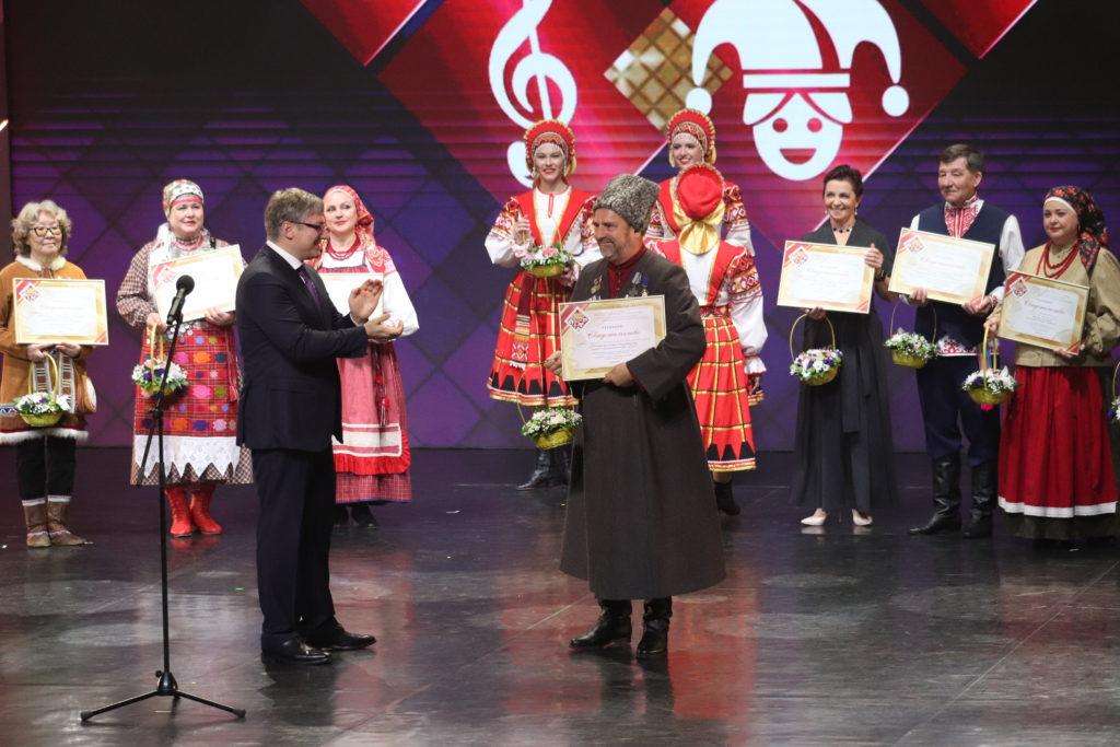Народный фольклорно-этнографический ансамбль казачьей песни «Вся Русь»