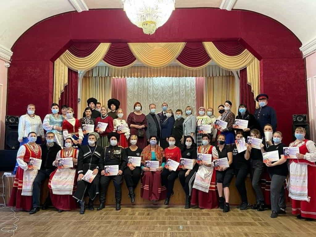 Подошёл к своему завершению Всероссийский семинар-практикум по казачьей культуре «Государственная поддержка культуры российского казачества»