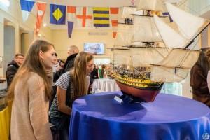 26.01.2017 ► Выставка моделей кораблей и судов «Флот на столе»