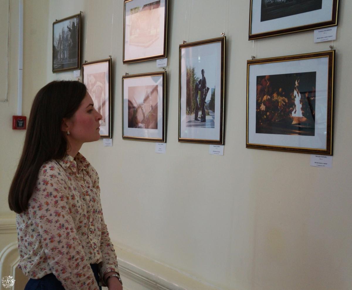 Одна из участниц фотовыставки - Наталья Нестеренко
