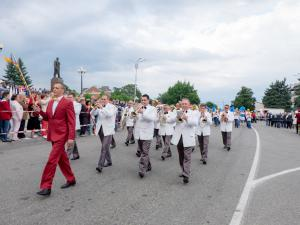 3.06.2017 ► Марш-парад духовых оркестров
