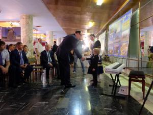 25.07.2017 ► Дни ставропольского края в р. Дагестан
